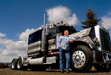 Why Owner Operators Need The Right Type of Commercial Truck